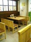 姫路食堂 テーブル席