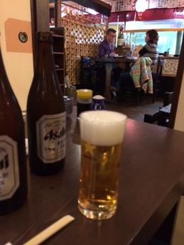 ほりかわ 生ビール