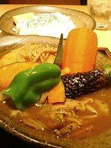 四季愛菜 野菜のスープカレー(950円)