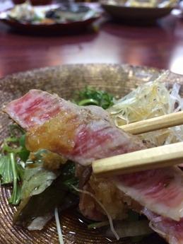 西飾磨どい寿し お肉 (2)