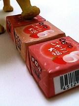 チロルチョコいちご大福