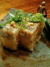 淡路産 太刀魚のあぶり寿司(500円)