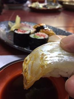 西飾磨どい寿し 寿司 (2)