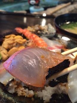 いけすやまもと 海鮮丼