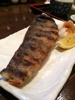 みちのく 焼魚 (1)