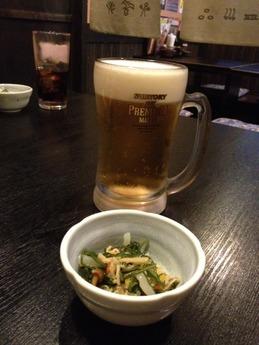 博多一番鳥 ビール