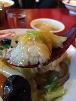 紅宝石 中華丼 (1)