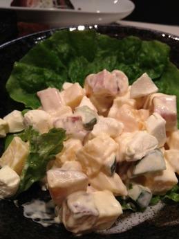 鉄なべもり家 ポテトサラダ