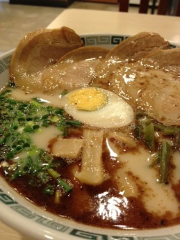 桂花 叉焼麺 800円