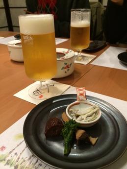 温 ビール