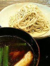 鴨汁そば(細切り)1250円