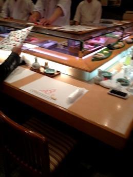 ひょうたん寿司 店内