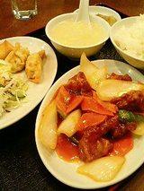 興隆園 B定食(850円)