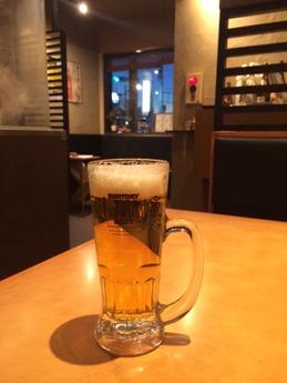 鳥奉行富田林 ビール