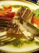 ラ・ラティーニ 鯛と野菜のオーブン焼(1500円)