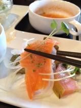 オレンジmon 前菜