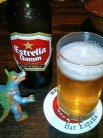 スペイン産ビール「エストレイラ・ダム(5.4%)」