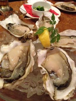 シンバル 岩牡蠣