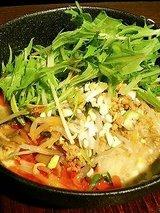 桂林 冷やし坦坦麺(780円)