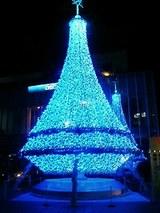 プレデンシャルタワーのツリー(青)