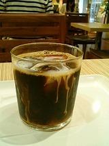 デリカフェ梅三小路 アイスコーヒー