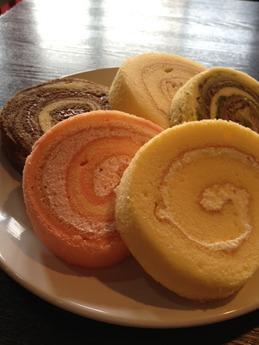ベニット ロールケーキ