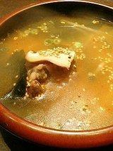 テールスープ(980円)
