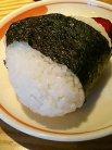 おにぎり(50円)