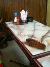 有希 テーブル席