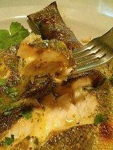チーロ 本日の魚のまき釜焼き