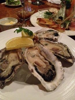 SinBar 牡蠣