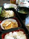 日替わり気まぐれ定食(630円)
