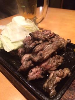鳥奉行富田林 炭火炙り (1)