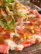 イベリコ屋姫路店 イベリコ豚のカルパッチョ