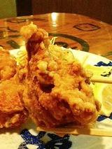 てんじく 鶏の唐揚げ490円