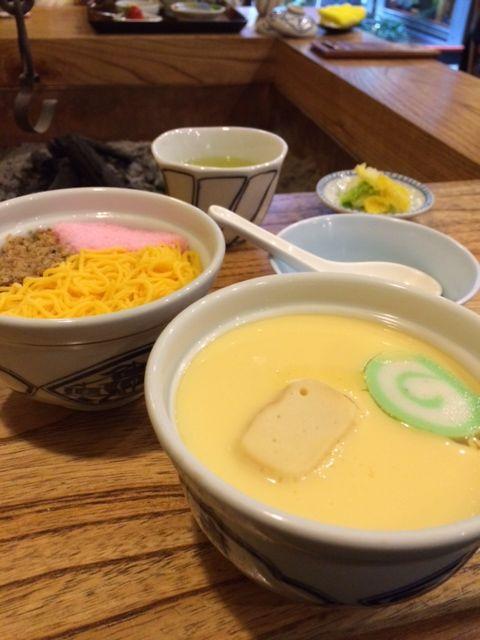 殿のBlog : 吉宗 本店@長崎 浜町 茶碗蒸し