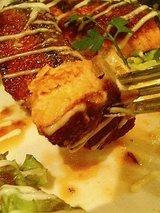 パスタリッチ サーモンのオーブン焼(600円)2
