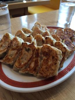 南里飯店 餃子