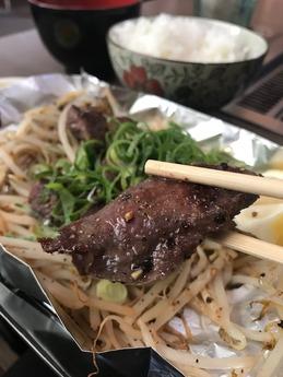 尼崎タン定食 (4)