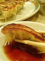 東方食堂 自家製焼き餃子190円
