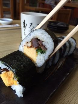 茶々西の店 巻き寿司 (2)