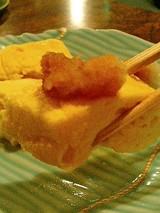 魚伊 だし巻き(420円)