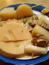 筍、豆腐、じゃが芋、ねぎま
