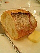 ビストロシャマツ 自家製パン