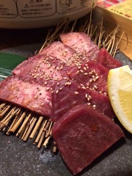 焼肉べことん 上牛タン (1)