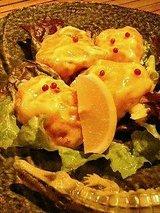 香港風 海老のカレーマヨネーズ炒め