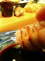 竹善 にぎり寿司盛合せ(2100円)