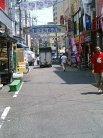 西新中央商店街