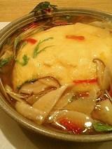 加寿也特製出汁巻きの天津飯