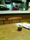 源直し テーブル席